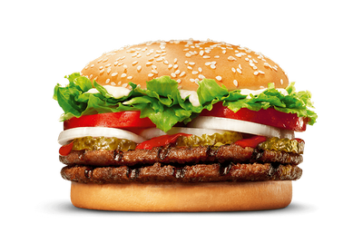 Double Whopper®